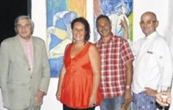 Ausstellung Birgitt Leitgeb im Malerwinkl