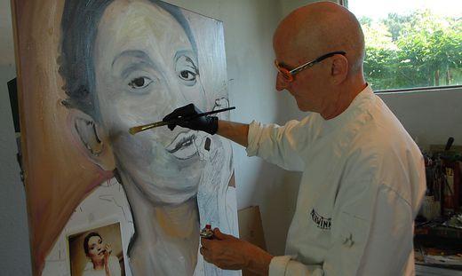 Kleine Zeitung, Malerwinkl Porträts der besten Köche der Welt