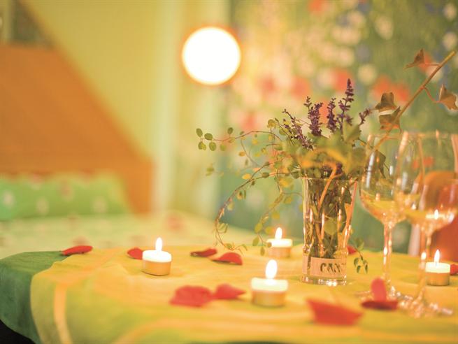 Titel: kurz mal weg im vulkanland - Beschreibung: verführerisch romantisch im malerwinkl 1 nacht mit vulkanland frühstück