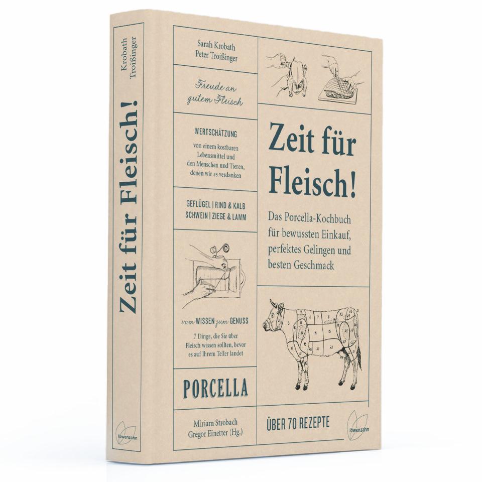 Das selbstgeschriebene Kochbuch aus dem Malerwinkl