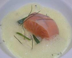 Caldera Suppe mit Rettich & Lachsforelle