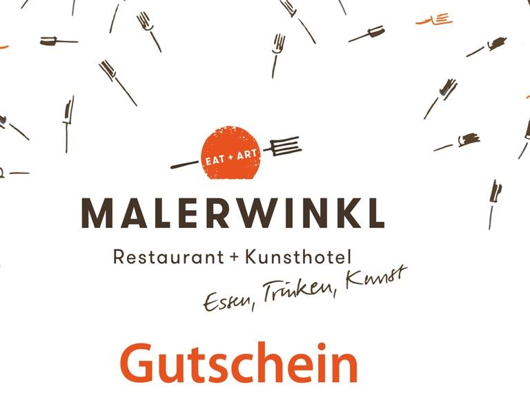 Essen und Trinken:   Einzulösen für Essen &Trinkenoder in unserer Malerwinkl Vinothek für regio
